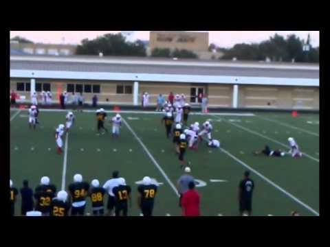 Matthews Football Highlights