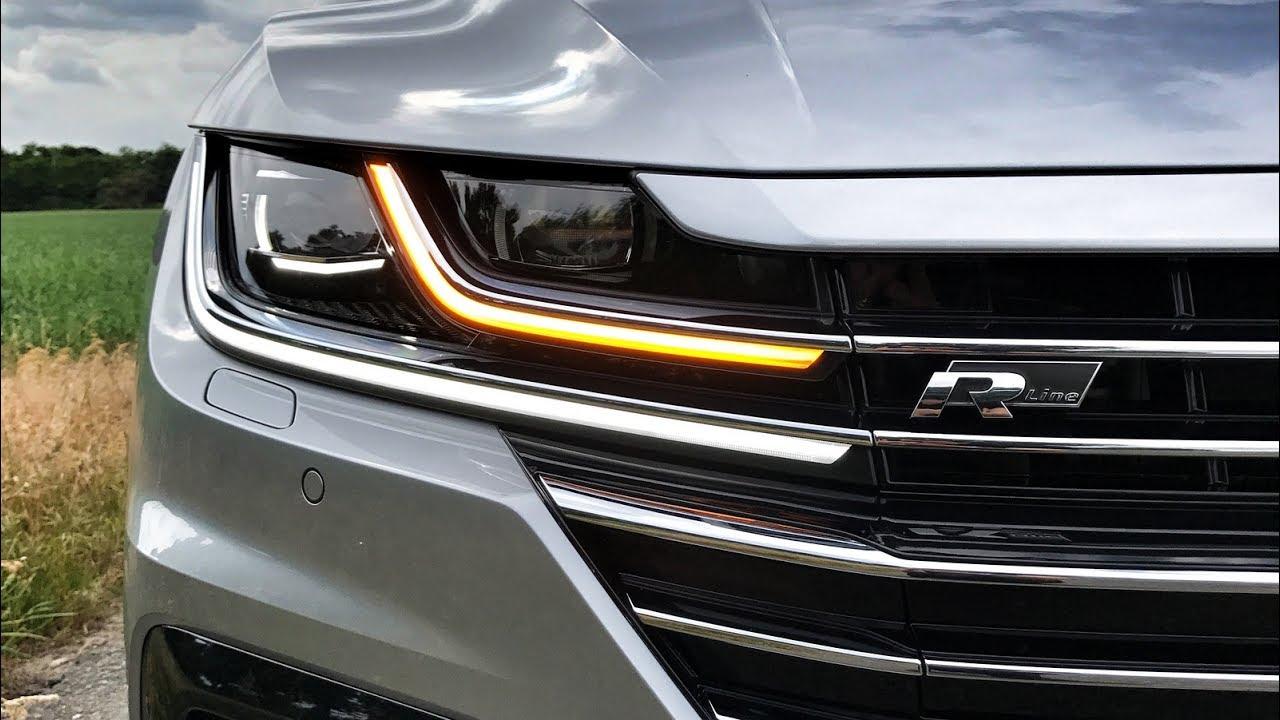30 новых VW ARTEON!) Лаунч старты, динамика, экстерьер и интерьер : ) VOLKSWAGEN, тест обзор : )