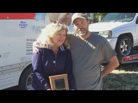Albuquerque detective recovers family's possessions after thieves steal U-Haul