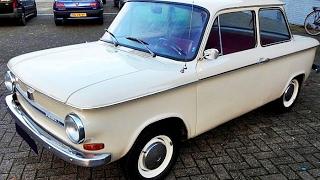 NSU Prinz 600 4 L, model year 1970