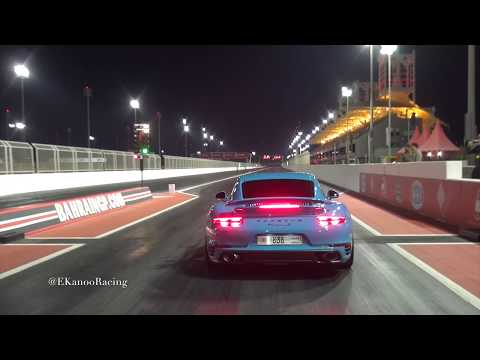 Just a Porsche 911 Turbo S Doing 0-60 in 1.9 Seconds