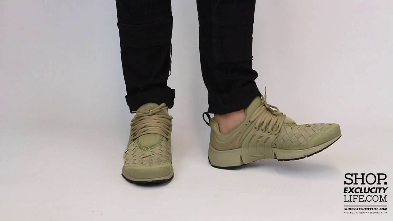 new style d4fc0 c4241 Nike Air Presto SE Neutral On feet Video at Exclucity