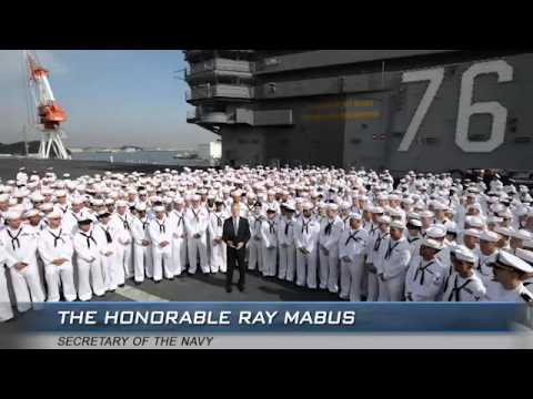 SECNAV 240th Navy Birthday Message