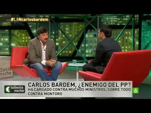 """Entrevista a Carlos Bardem - """"Una sociedad de masturbadores compulsivos es complaciente"""""""