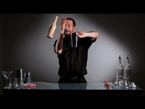 How to Pour with Flair | Flair Bartending