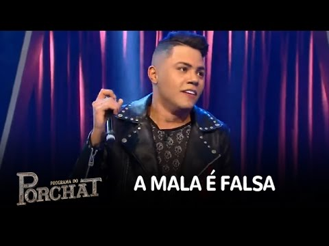 Felipe Araújo canta o sucesso A Mala é Falsa
