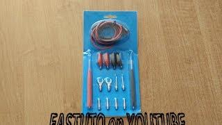 P1500 Test Leads kit