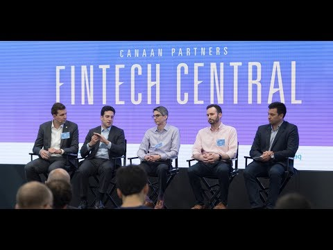 FinTech Central: Working With the Regulator