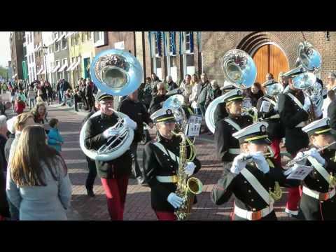 Kampen Straatparade 27-04-2017