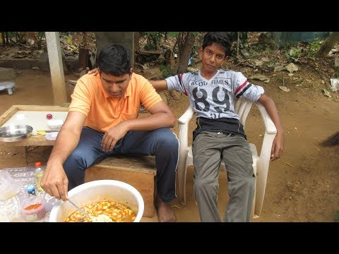 Village food factory /Mushroom Biryani Recipe Cooking by my Family in my village /The Food Ranger