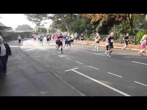 Perkins Great Eastern Run 2014 (Sunday 12th October 2014) - Park Crescent, Peterborough, UK