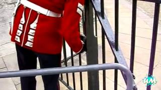 Funny Ultimate Royal Guards Fails Compilation 2013  Uniformedia