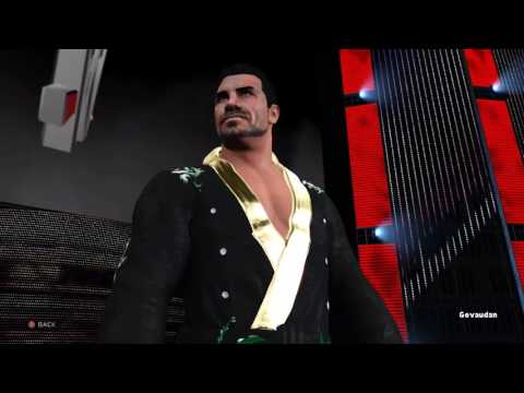 Booby Roode WWE2K17 Entrance with Theme Music - PC Modding