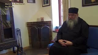За чудото в Зографския манастир - митр. Атанасий Лимасолски