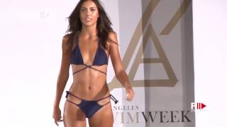 Los Angeles Swim Week Fashion Show Overview 2015 Fashion Channel