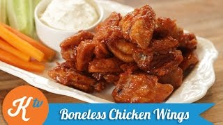 Resep Chicken Wings Tanpa Tulang (Boneless Chicken Wings Recipe Video) | YUDA BUSTARA