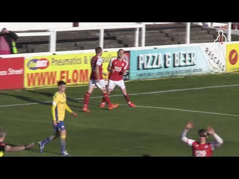 Goal: Ronan Coughlan (vs Longford Town 30/04/2021)