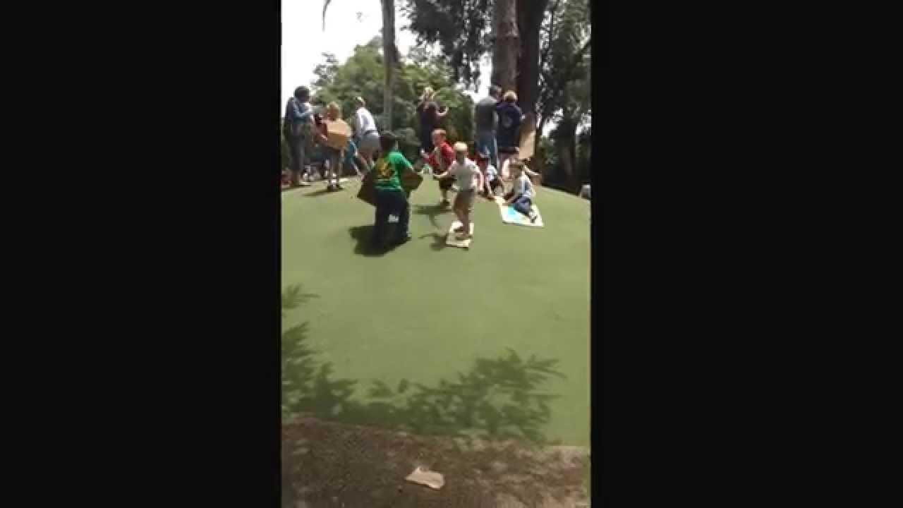 Santa Barbara Zoo ant hill slide 5 30 15