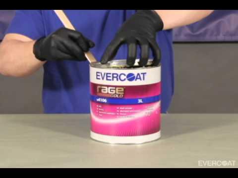 Evercoat: reparación de acabados metálicos - Spanish (Castilian)
