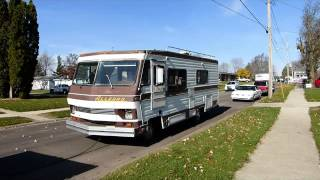 Allegro Motorhome Salvage, All Parts Available
