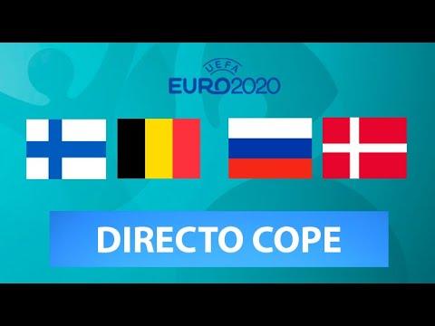 (SOLO AUDIO) Directo del Finlandia 0-2 Bélgica en Tiempo de Juego COPE