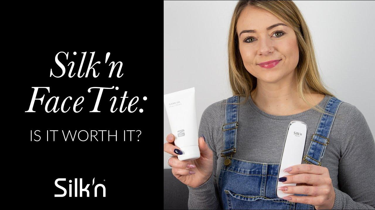 Silk'n FaceTite: Is it worth it?