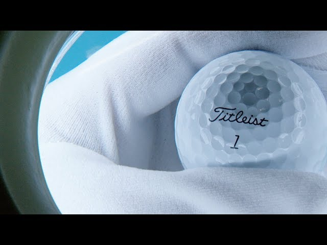 Video: Inside the New Pro V1 and Pro V1x Manufacturing Excellence
