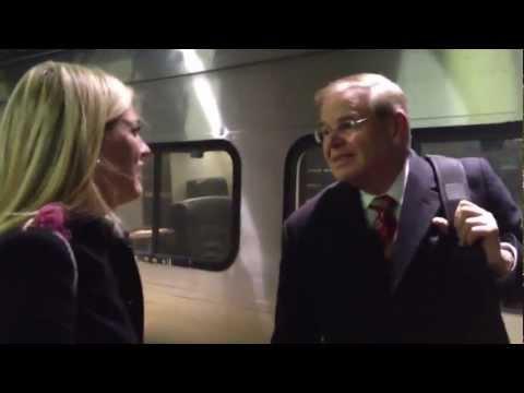 Celia Bigelow vs. Bob Menendez: Where are your travel records?