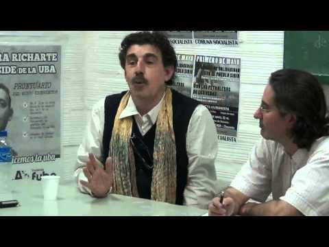 Charla-debate con Juan Marchena Fernández, 10/05/2014, Facultad de Filosofía y Letras
