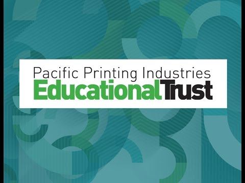 Pacific Printing Industries Educational Trust   Their Important Work