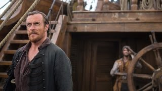 Black Sails: On Their Adventures to Treasure Island - NYCC 2014