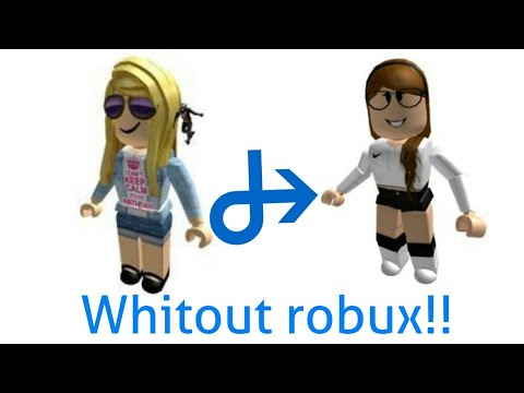 Robux Aesthetic Roblox Girl Pictures How To Look Cute On Roblox Without Robux Girl Version Youtube
