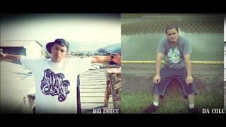 Dio Mc Ft. Da Colo - Crecido entre ovoides (LoostBeats) (Solo Por El Hip Hop Latino)