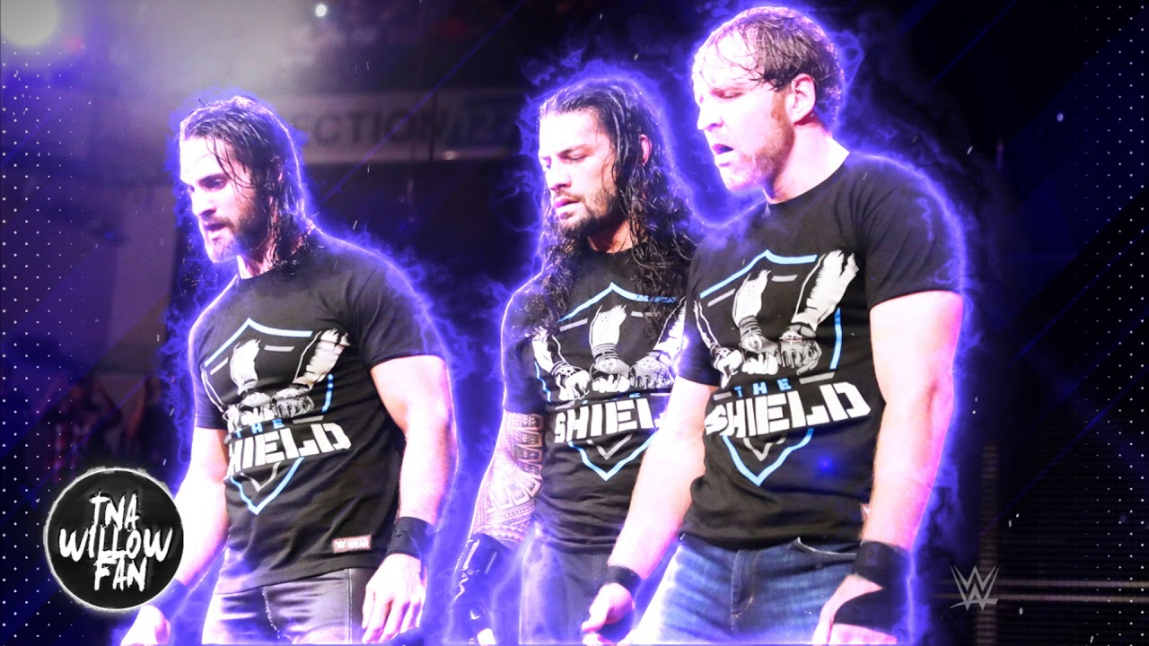 wwe the shield theme song quotspecial opquot 20172018 ����