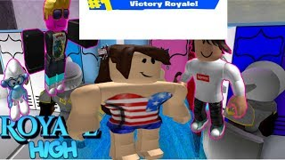 (EPIC) Roblox Royal High Fortnite DUB!?!?!?!?!