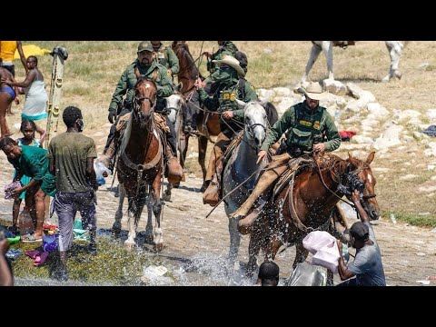 B!den Admin's Failed Response to Haitians Terr0r!zed at the Border