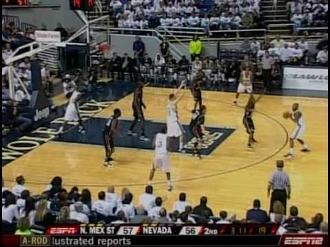 Feb. 7 - New Mexico St. v. Nevada - Last 6 Minutes