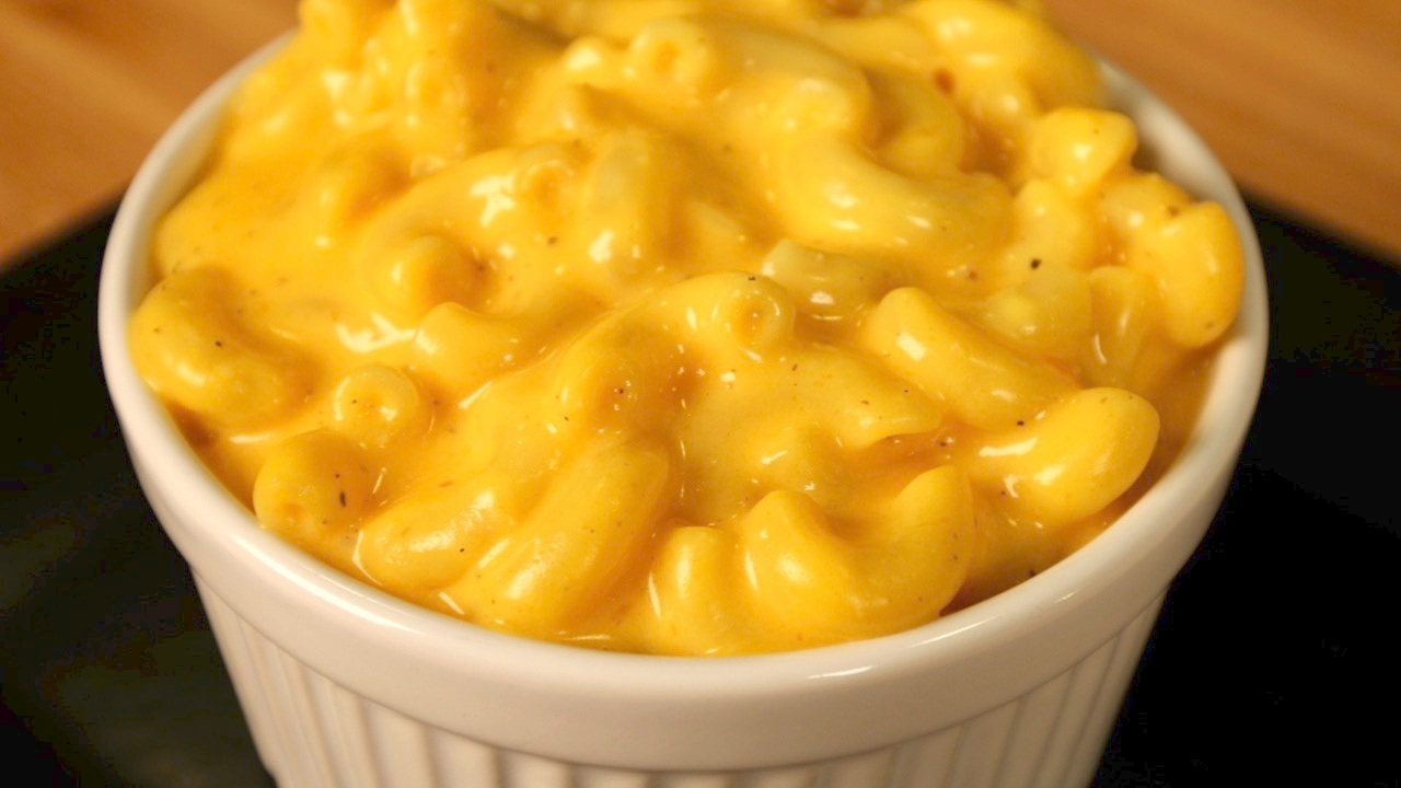 Stovetop Mac and Cheese Recipe - Macaroni and Cheese ...