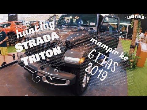 BELI MITSUBISHI STRADA TRITON (MURAH EDAN) ~ MAMPIR KE GIIAS 2019 / VLOG 33