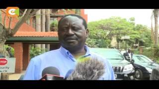 Makamishna wa IEBC wafika mbele ya Seneti