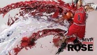 Derrick Rose Dunk Highlights