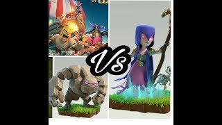 Wave Again, let's go to the video clash of clans fighting between Ra Vs matheus,