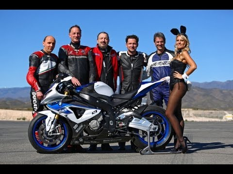 Eventvideo | BMW Motorrad Test Camp-Almeria 2013