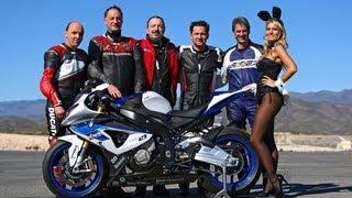 Eventvideo   BMW Motorrad Test Camp-Almeria 2013