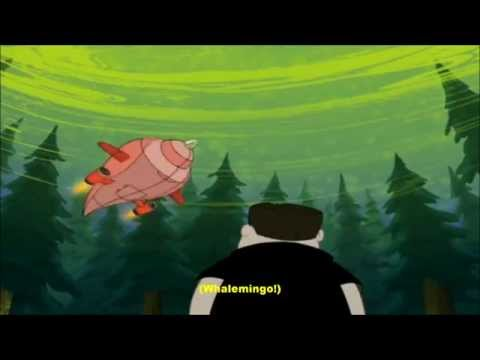 Phineas And Ferb - Whalemingo Lyrics