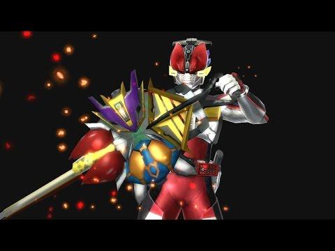Kamen Rider Battride War Genesis - Den-O Liner Form Gameplay - HELL