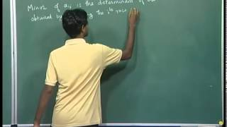 Mod-01 Lec-10 Mathematics for Chemistry