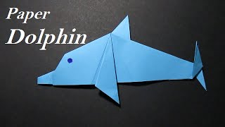 origami dolphin - origami dolphin easy step by step