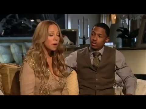 Mariah Carey Nick Cannon Interview with Barbara Walters 20 20