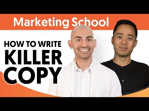 The big secret to writing copy that converts (Neil Patel and Eric Siu)